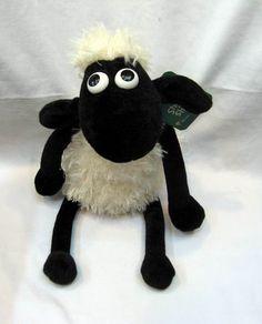 Shaun The Sheep Plush Doll SSPL3242