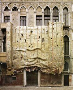 El Anatsui Palazzo Fortuny