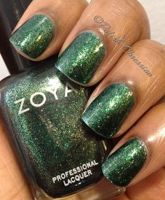 Polish Obsession: Zoya - Logan