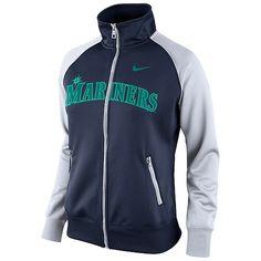 Seattle #Mariners Women's Track Jacket by Nike $69.99