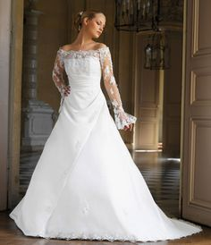 wedding dress in germany