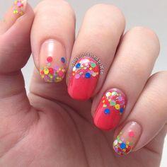 Instagram photo by thepolishedpixie #nail #nails #nailart