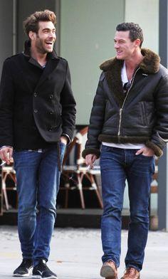 Luke & Jon