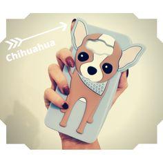 Etui obudowa GUMA case pies piesek niebieski miętowy błękitny do Samsung Galaxy J5 2016 Chihuahua