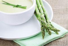 Wykwintny rosół ze szparagami / Gourmet asparagus soup www.winiary.pl
