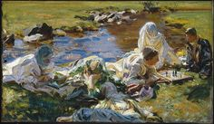 List of works by John Singer Sargent - Wikipedia