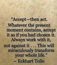 Wisdom Quotes : QUOTATION - Image : As the quote says - Description Acceptance Quotes & Positive Affirmations. From Awakening-Intuiti. - Offering A Positive Affirmations, Positive Quotes, Motivational Quotes, Inspirational Quotes, Quotable Quotes, Wisdom Quotes, Life Quotes, Now Quotes, Great Quotes
