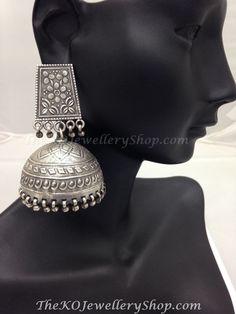 The Nabin Jhumka Rs. 7,700/- http://thekojewelleryshop.com/collections/latest-arrivals/products/nabin-jhumka