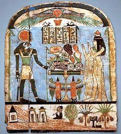 Stela of Djedamuniuniankh- Egypt, After the New Kingdom.