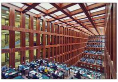 Grimm Library / Berlin