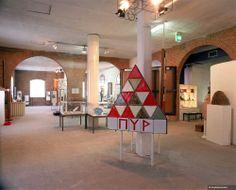 Museo-Centro di documentazione storico-artistica G.Bucci #Sala #artisti #contemporanei #imola #ceramica