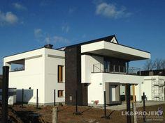 Dom, projekty domów gotowy, domy jednorodzinne projekty, dom, projekty domów – LK & PROJEKT LK&1092