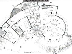 luxury floor plan ground floor - Google Search