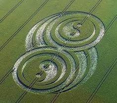 Crop Circles (ying-yang's)