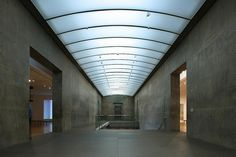 Modern Art Museum of Fort Worth by Tadao Ando. 2002