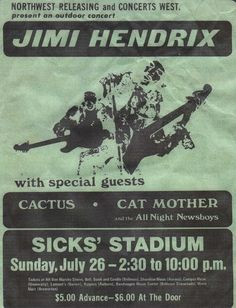 photo of jimi hendrix at germany concert - Yahoo Image Search Results Rock Posters, Band Posters, Music Posters, Vintage Concert Posters, Vintage Travel Posters, Affiche Jimi Hendrix, Music Universities, Cactus Cat, Psychedelic Music