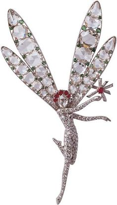 For Janie- Van Cleef & Arpels c.2000 - another favorite of hers