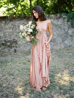 Organic European Inspired Wedding Ideas | Wedding Sparrow | Matoli Keely Photography