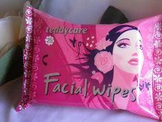 Heel gewoon dagelijks ...: Teddycare, Facial wipes...getest!