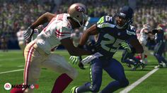 Madden 15's outspoken cover star loses with grace in his very first game - http://videogamedemons.com/news/madden-15s-outspoken-cover-star-loses-with-grace-in-his-very-first-game/