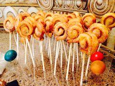 Cinnamon sticky buns...