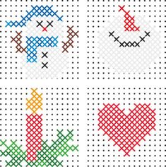 Thrilling Designing Your Own Cross Stitch Embroidery Patterns Ideas. Exhilarating Designing Your Own Cross Stitch Embroidery Patterns Ideas. Tiny Cross Stitch, Xmas Cross Stitch, Cross Stitch Cards, Simple Cross Stitch, Counted Cross Stitch Patterns, Cross Stitch Designs, Cross Stitch Embroidery, Simple Embroidery, Stitching On Paper