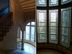 Conservatorium Hotel   The Original Art Nouveau Stairwell   FATHOM
