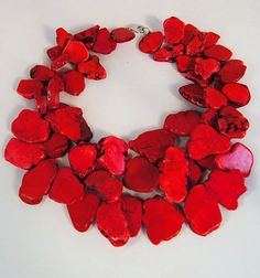 beadwork necklacebib necklacestatement by audreyjewelry on Etsy, $39.00