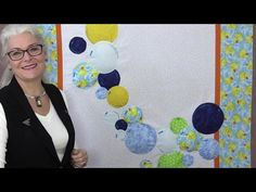 Watch How to Create a Fun Bubbles Quilt with Sew Very Easy - Sew, What's New?