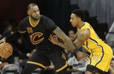 Indiana's skid continues as Pacers fall to Cavs 113-104 - http://blog.clairepeetz.com/indianas-skid-continues-as-pacers-fall-to-cavs-113-104/