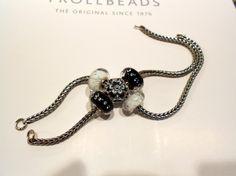 Zucchini Flower Double Bracelet <3 #trollbeads