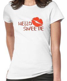 Hello Sweetie Women's T-Shirt