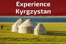 Pinterest Board: Photos of incredible landscapes and destination guides to experience Kyrgyzstan