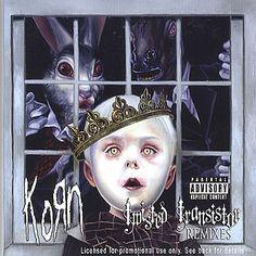 Korn,Twisted Transistor Remixes,USA,Promo,Deleted,CD ALBUM,351644
