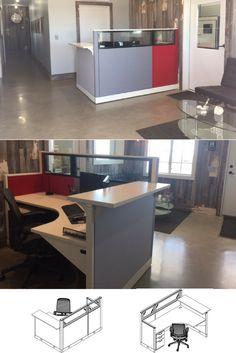 105 best reception desks front desk sales counter retail rh pinterest com