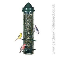 Brome Squirrel Buster Classic Bird Seed Feeder £31 Which? recommended