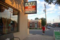 AAB India Restaurant, Grandview Heights, Ohio