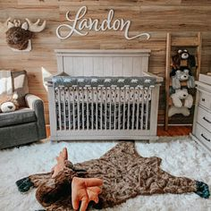 Nursery Name Sign Girl Boy Wooden Letters for Wall Decor Alphabeticals Script Baby Name Signs for Nursery Over Crib Wooden Name Sign Nursery Baby Boys, Baby Boy Rooms, Baby Boy Nurseries, Country Baby Rooms, Country Boy Nurseries, Girl Rooms, Baby Room Decor, Nursery Room, Girl Nursery