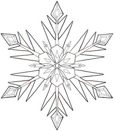 Frozen disney png black and whitye - how to draw snowflakes from disney frozen movie with easy to . Frozen Drawings, Disney Drawings, Easy Drawings, Drawing Disney, Frozen Movie, Disney Frozen, Olaf Frozen, Drawing Cartoon Characters, Cartoon Drawings