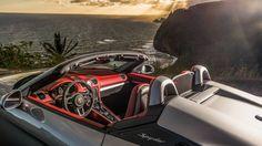 2016 Porsche Boxster Spyder: First Drive - Autoweb Boxster Spyder, Porsche 718 Boxster, Weekender, First Drive, Shabby Chic Bedrooms, Porsche Design, Car Ins, Concept Cars, Luxury Cars