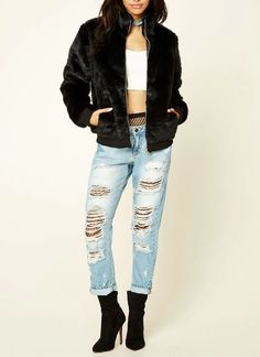 faux-fur-bomber-jacket