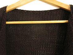 Moseley Cardigan knitting pattern by Littletheorem on Ravelry.