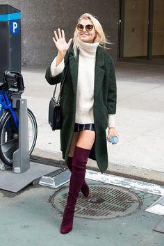 Rachel Hilbert #model #streetstyle #fall #autumn