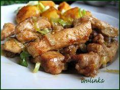 Minutkové kuřecí nudličky Kuřecí maso nakrájíme na nudličky, které osolíme, opepříme a poprášíme solamylem. V misce smícháme sojovou omáčku, worchestr, olej a sušený...