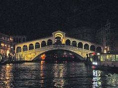 Ponte Rialto Veneza