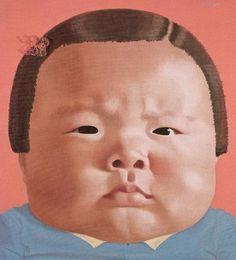 Felix Inclusis | julienfoulatier:Painting by Yu Chen.