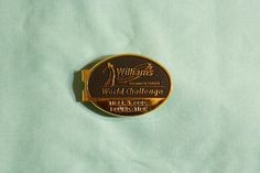 Williams World Challenge Presented by Target Tiger Woods Charity Badge/MoneyClip Money Clips, Tiger Woods, Charity, Badge, Foundation, Golf, Challenges, Ebay, Souvenir