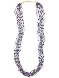 Bauble Bar Indigo necklace $32