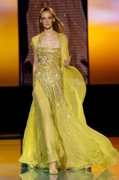 Elie Saab - Haute Couture Spring / Summer 2005