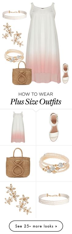 """summer"" by kim-coffey-harlow on Polyvore featuring BEA, ViX, sweet deluxe, Bonheur and Humble Chic"
